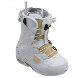 Northwave BOOTS OPAL white-gold-BRown-gold tg.36
