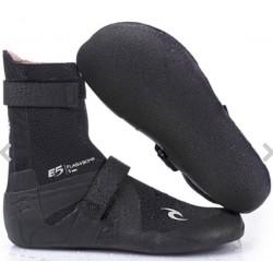 Rip curl Flash Bomb 5mm Boot hidden split toe