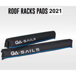 COPRI BARRE ROOF RACK pads...